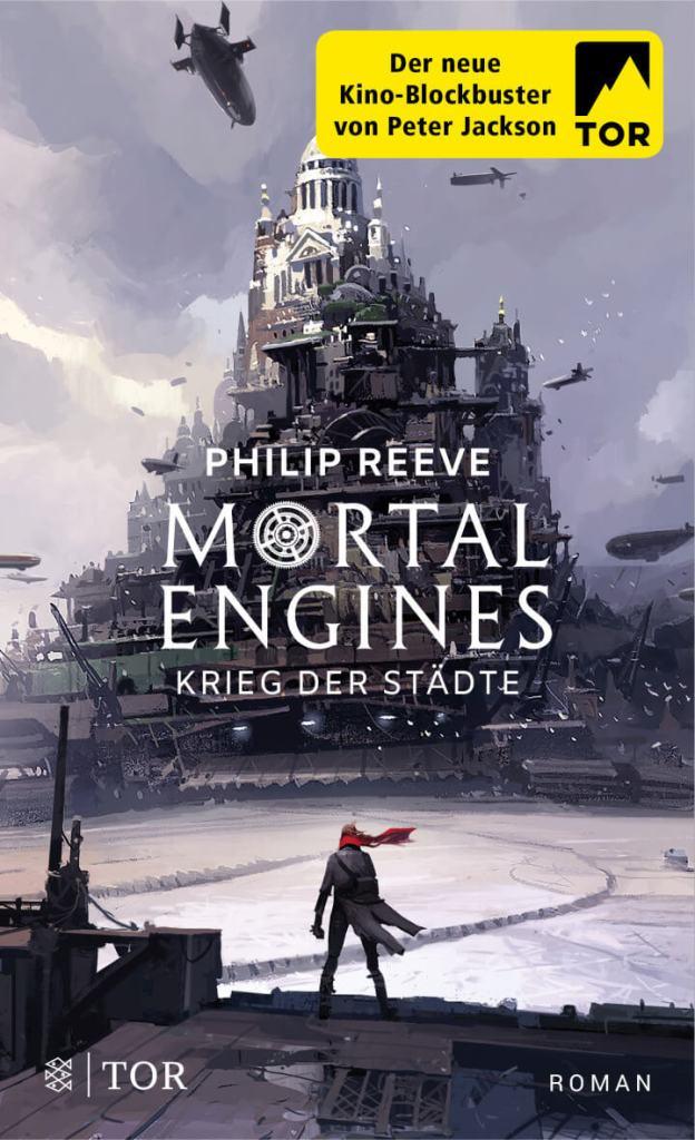 Fantasy Buch Mortal Engines: Krieg der Städte von Philip Reeve