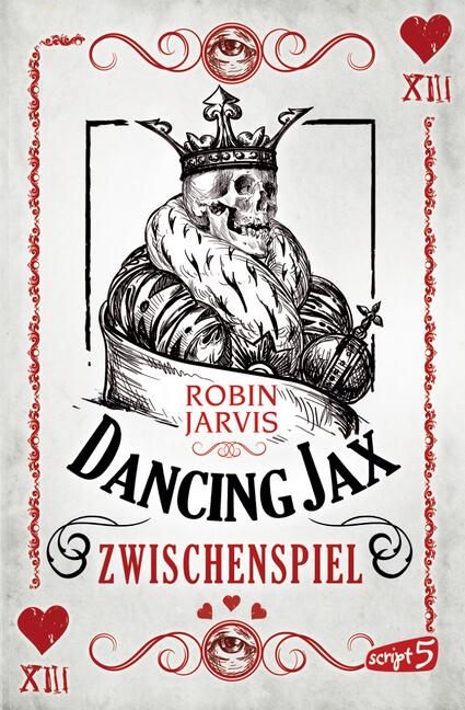 Fantasy Buch Dancing Jax Zwischenspiel von Robin Jarvis