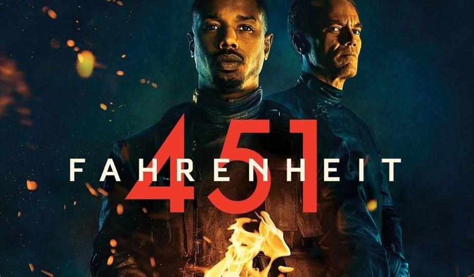 Filmrezension Fahrenheit 451