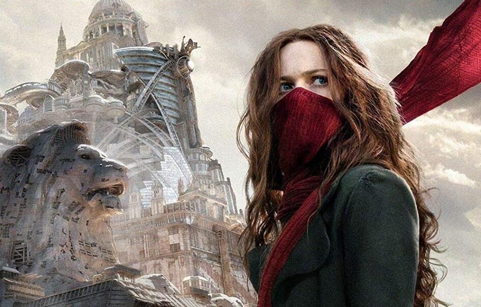 Mortal Engines: Krieg Der Städte Besetzung