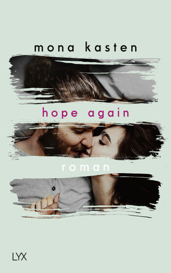 New Adult Buch Hope again von Mona Kasten
