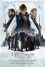 Filmposter Grindelwalds Verbrechen