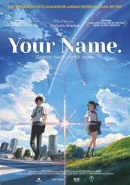 Film Poster Your Name Kimo no wa wa