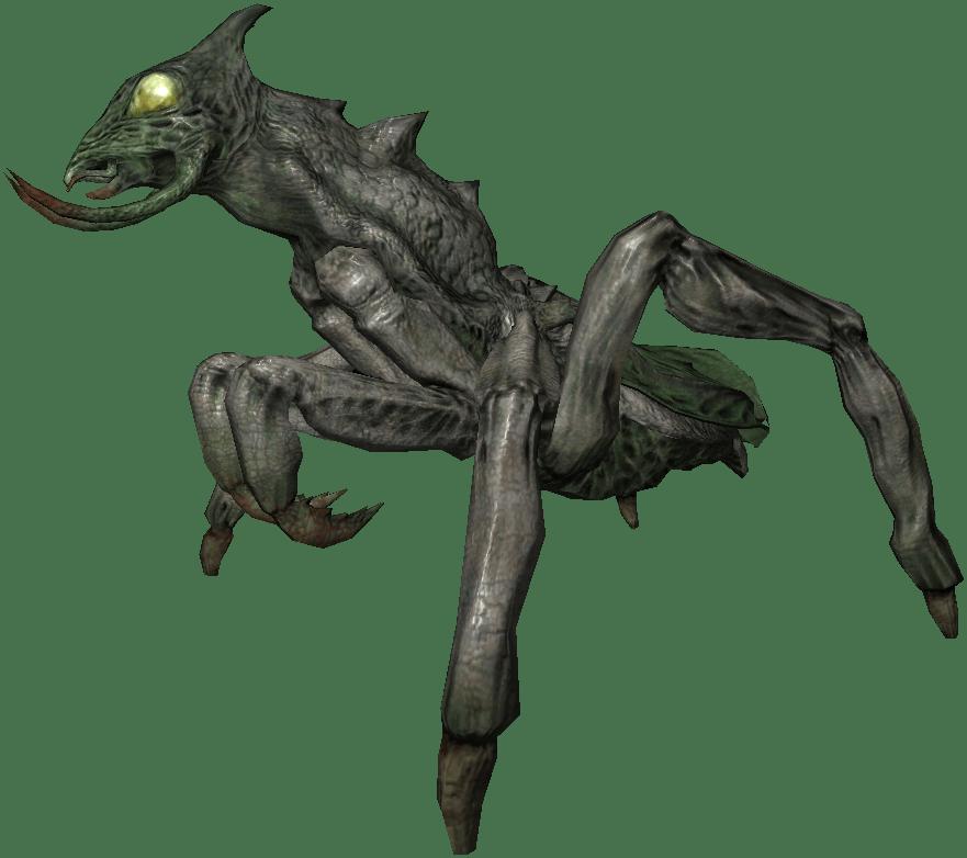 Furchtbringer aus Witcher 3 Wild Hunt Bestiarium