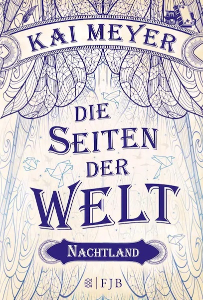 Fantasy Buch Die Seiten der Welt: Nachtland von Kai Meyer