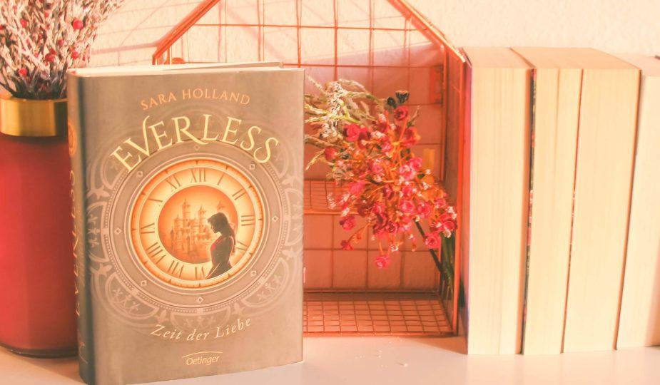 Everless 1: Zeit der Liebe von Sara Holland