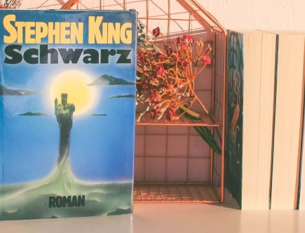 Stephen King der dunkle Turm 1: Schwarz