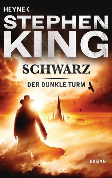 Stephen King Schwarz