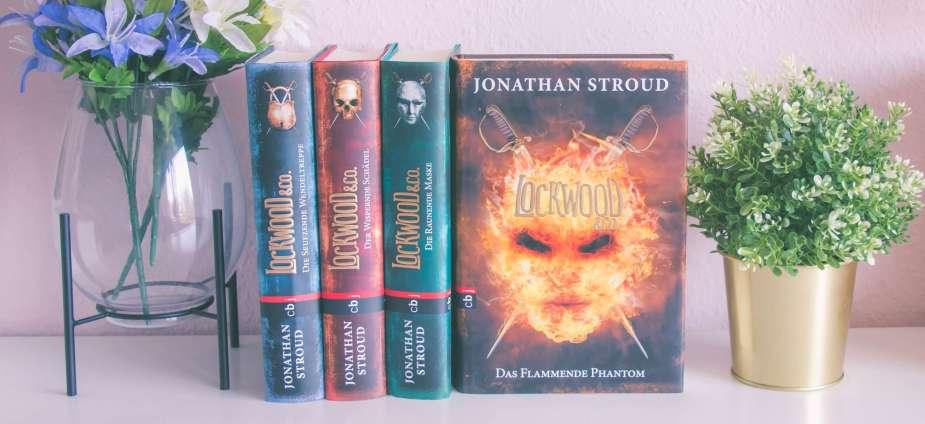 Lieblingsbuchreihe Lockwood & Co