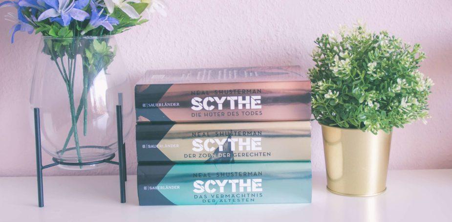 Lieblingsbuchreihen Scythe