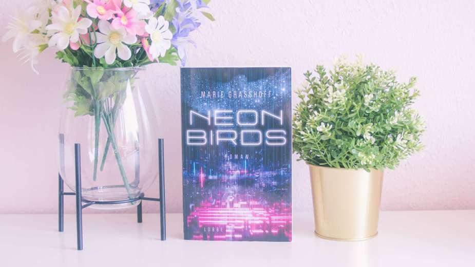 Potentielle Buchreihen Neon Birds