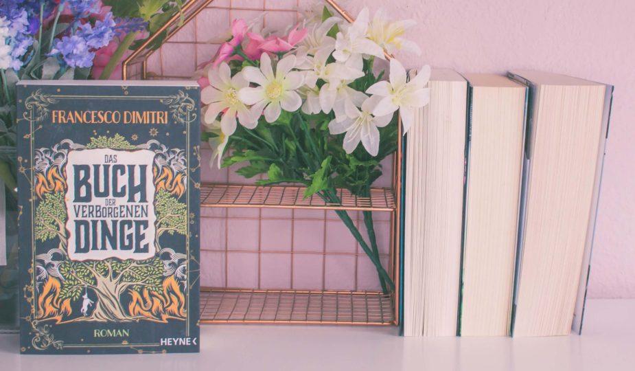 Das Buch der verborgenen Dinge von Francesco Dimitri