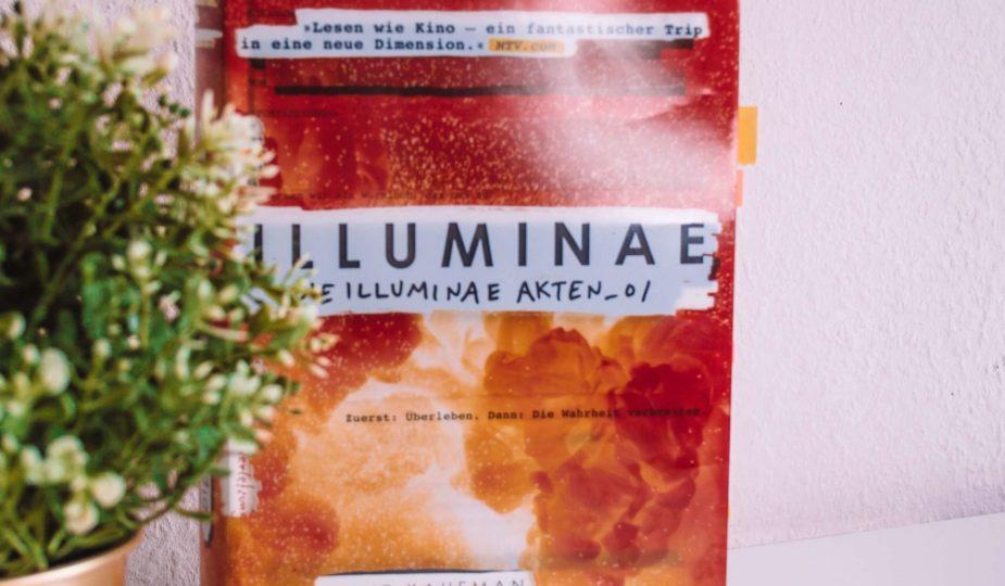 Illuminae von Amy Kaufman