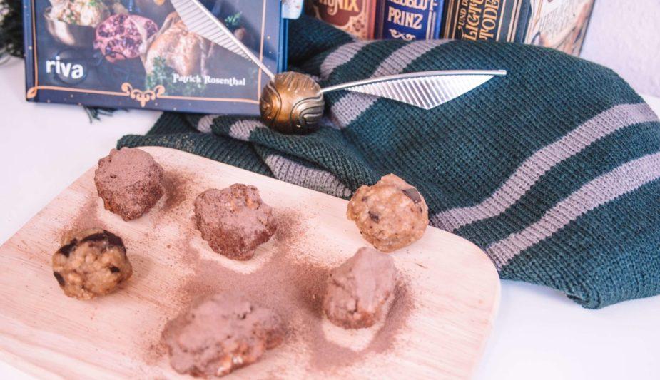 Das inffozielle Harry Potter Kochbuch Praline