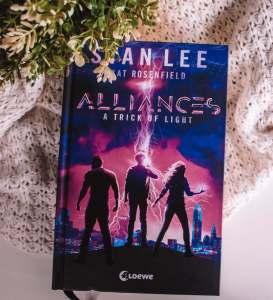 Arvelle Bestellung Alliance von Stan Lee