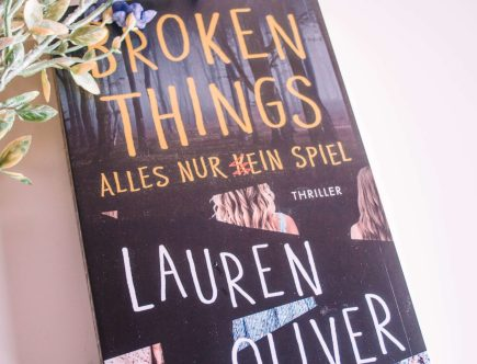 Broken Things Rezension