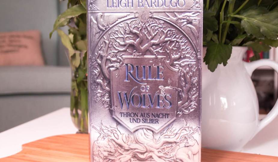 Leigh Bardugo Rule of Wolves
