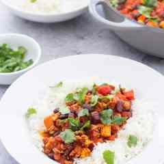 Easy Quorn Chilli Con Carne