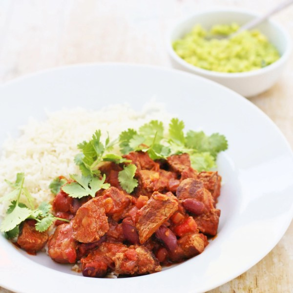 Leftover Roast Beef Chili Con Carne