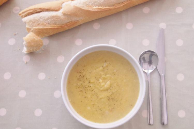 Easy Peasy Vegetable Soup