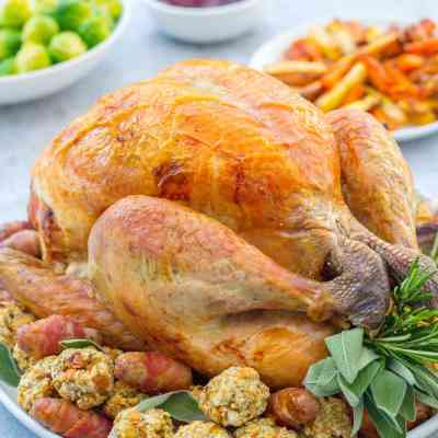 20 Simple Tips To Take The Stress Out Of Cooking Your Christmas Turkey