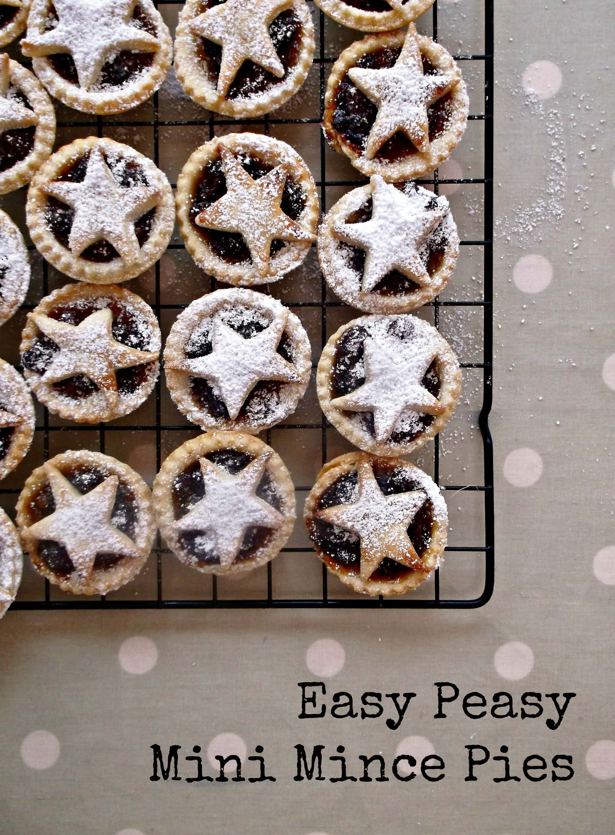 Easy Peasy And Fun: Easy Peasy Mini Mince Pies