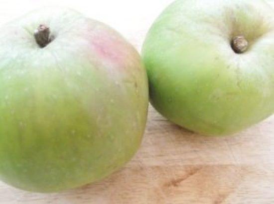 Bramley Apple Breakfast Pancakes