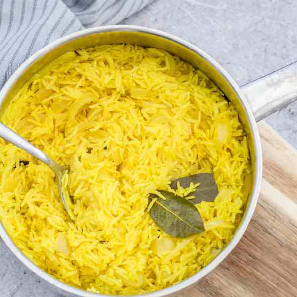 Easy Peasy Pilau Rice