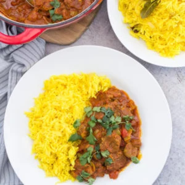 Easy Lamb Rogan Josh