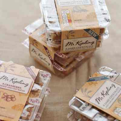 Review & Giveaway: Mr Kipling Exceedingly Good Slices (GIVEAWAY NOW CLOSED)