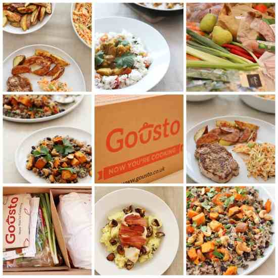 Gousto Recipe Box Review - easypeasyfoodie.com