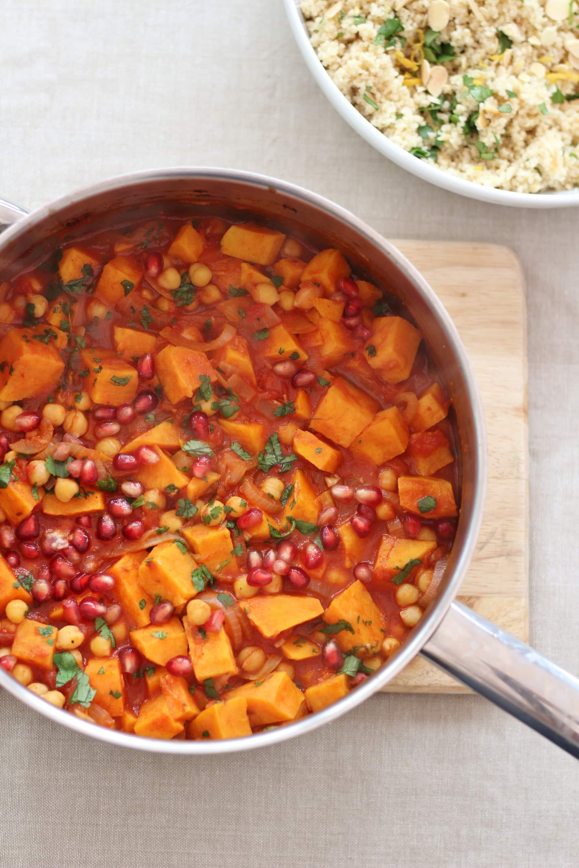 Chicken sweet potato tagine recipes
