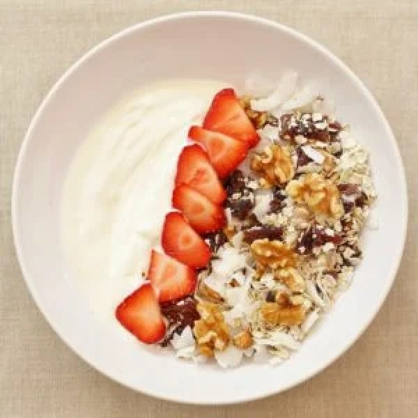 Sirt Muesli from the Sirtfood Diet
