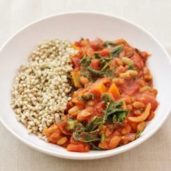 Tuscan Bean Stew from the Sirtfood Diet