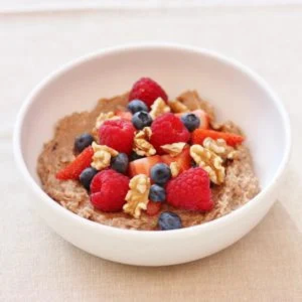Sirtfood Chocolate Porridge