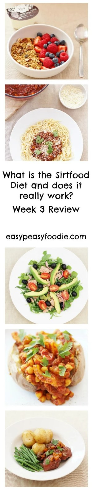 How to Lose Weight Well Series 3 Review