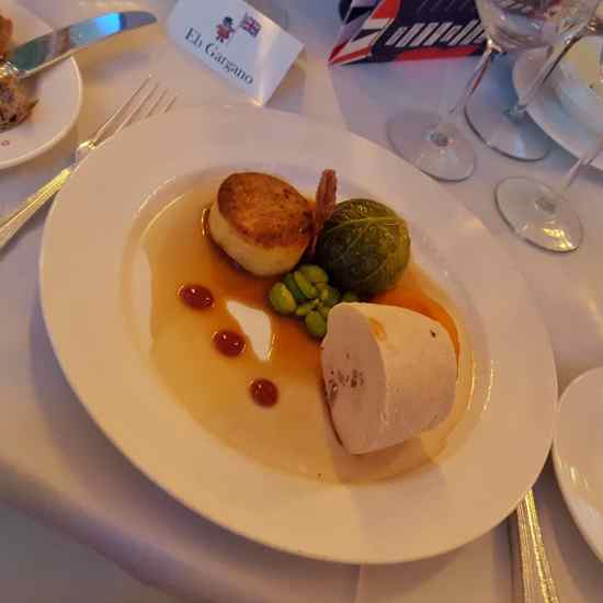 Main Course at British Turkey Awards 2016