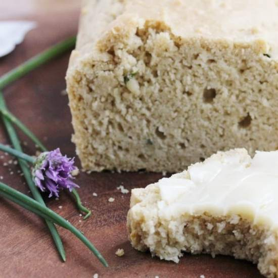 Vegan and Gluten Free Cheese Bread - Free From Fairy