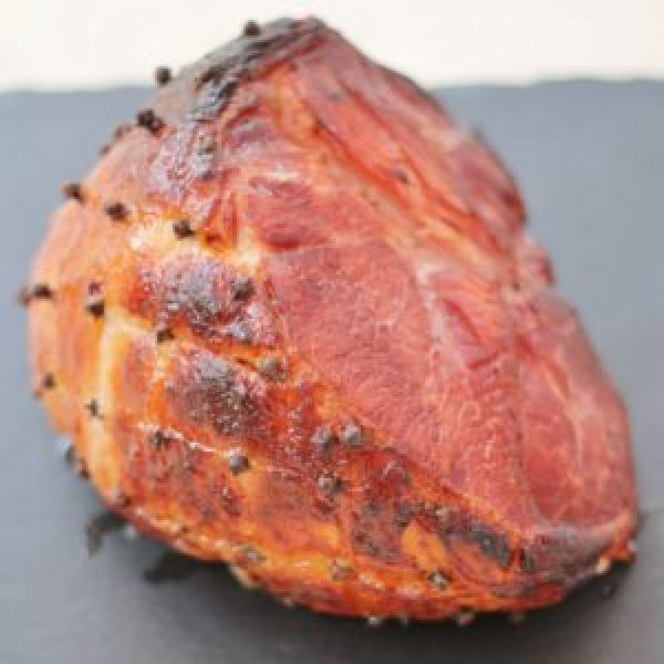 Easy Mulled Wine Christmas Ham