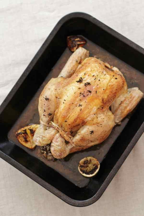 Gin Brined Chicken or Turkey