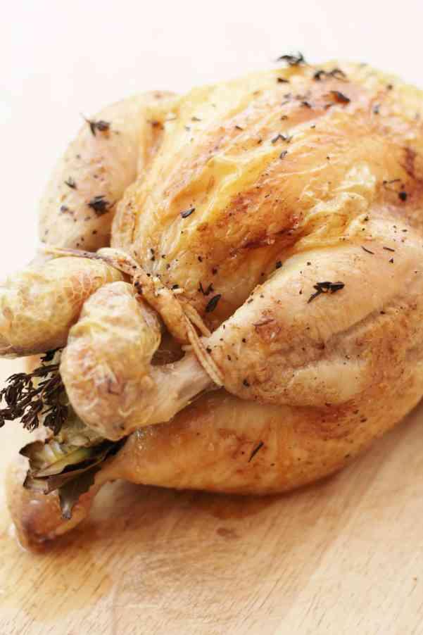 Gin Brined Turkey or Chicken
