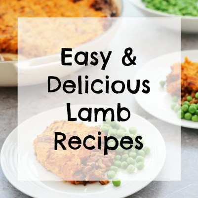 Love Lamb? Check out my collection of Easy and Delicious Lamb Recipes!