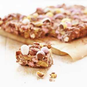 Mini Egg Rocky Road