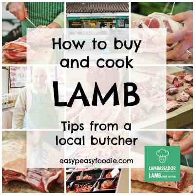How to buy and cook lamb: tips from a local butcher with over 25 years' experience