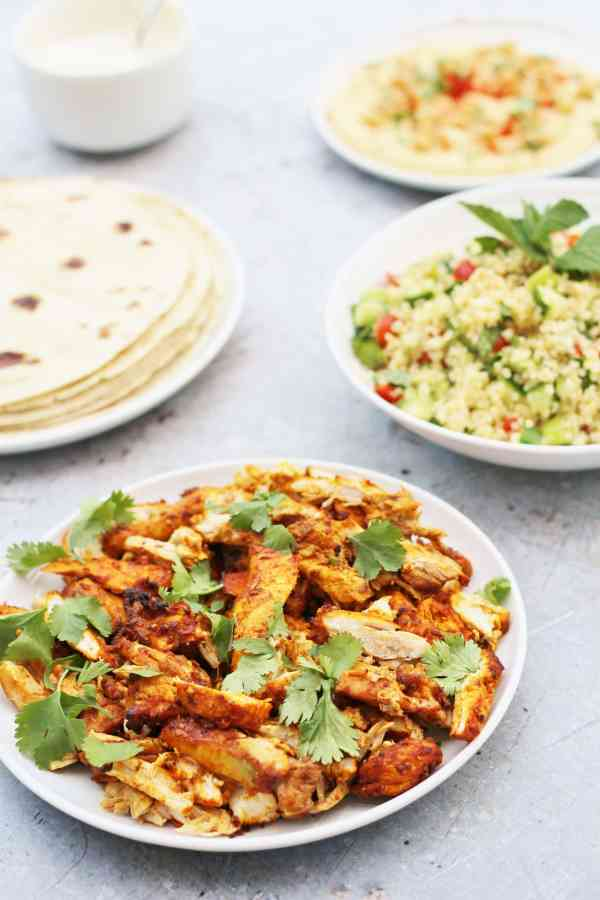 Easy Tabbouleh Salad Vegan Easy Peasy Foodie