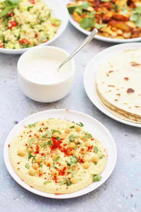 How to Make Perfect Homemade Hummus