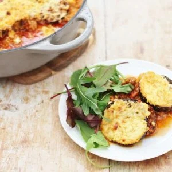 Easy Lamb Moussaka