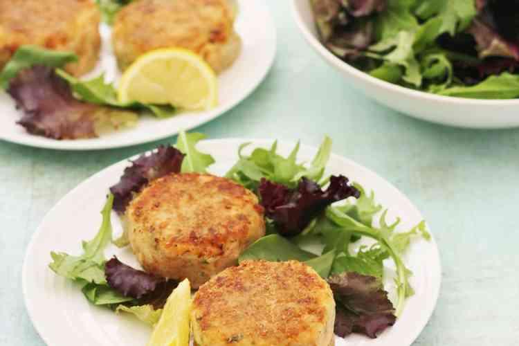 Easy Salmon Fishcakes