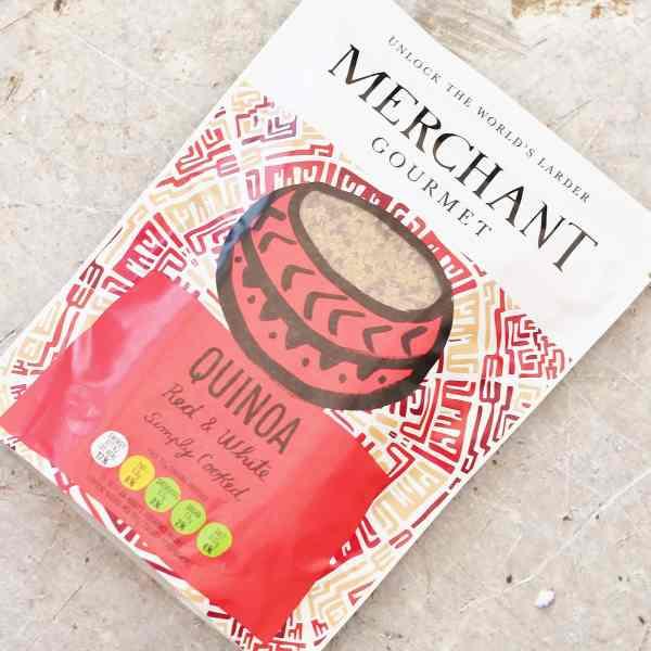 Merchant Gourmet Cooked Quinoa