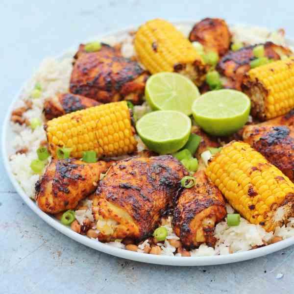 Peri Peri Chicken Nandos Copycat Easy Peasy Foodie